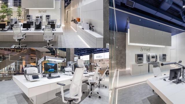 AMEL MEDICAL GROUP Современный центр для стоматологов