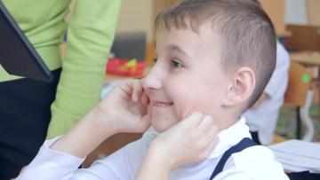Обучение детей с нарушениями интеллекта, в том числе с РАС