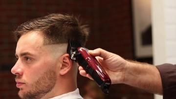 Мастер-класс по технике мужских стрижек фэйд, Академия Barber Expert