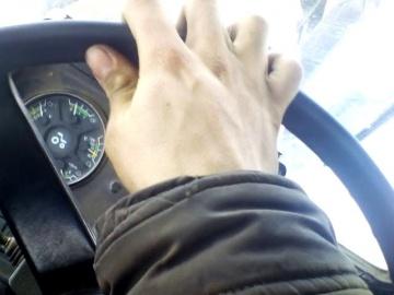 Урок вождения трактора для начинающих