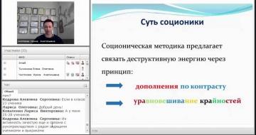 Вебинар: Педагогика по типам темперамента или Педагогика индивидуума